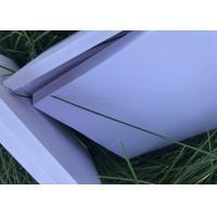 Buy cheap Decorative Photo Foam Board , Polyvinyl Chloride PVC Custom Foam Board product