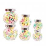 Buy cheap Flat glass jar with screw lid,180ml Jam Glass Jar from wholesalers