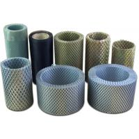 Buy cheap 40cm width galvanized Construction type Expanded Metal Mesh Screen from wholesalers