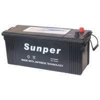 Buy cheap Recharge Valve Regulated Lead Acid Car Battery Sealed Maintenance-Free N120MF 120AH from wholesalers