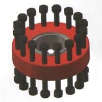 Buy cheap oil wellhead double studded adapter flange 7-1/16 3000 psi x 9 2000 psi Oilfield wellhead cross from wholesalers