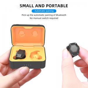 Buy cheap Ergonomic Wireless Bluetooth Earphones T15 Stereo Audio Tws Headset With Mic product