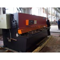 Buy cheap Mild Steel CNC Hydraulic Shearing Machine To Cut Metal Plate from wholesalers