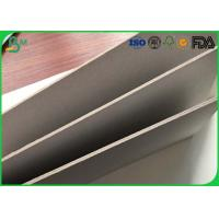 Buy cheap 1.0mm 1.4mm Laminated Grey Board Paper Carton Cris For Notebook / File Folders from wholesalers