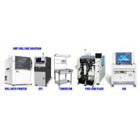 Buy cheap CNSMT SMT FULL Line Machine HIGH SPEED CPU Car driver solution 40000cph india cheap price from wholesalers