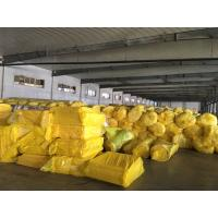 Buy cheap CE Certified Glass Wool Thermal Insulation for Construction 98% Moisture Resistivity from wholesalers