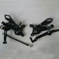 Buy cheap R6 2006-2012 Billet CNC Rear Sets, Foot Pegs, Foot Rests. (RS14-Z) from wholesalers
