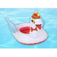 Buy cheap Safety Cartoon Inflatable Swim Ring / Toddler Or Infant Baby Swim Seat from wholesalers