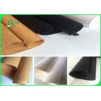 Buy cheap Washable Kraft Liner Paper For Trademark / White Kraft Paper Roll from wholesalers