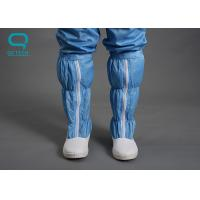 Buy cheap High quality ESD Cleanroom Footwear Anti-static Boot ESD Boots from wholesalers