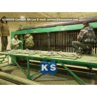 Buy cheap Large Hexagonal Wire Mesh Welding Machine / Gabion Machine for 3.5mm Wire 22kw product