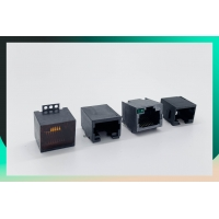 Buy cheap Right Angle 8P8C Female RJ45 Jack Connector For PCB from wholesalers