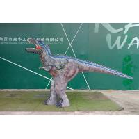 Buy cheap Handmade Life Size Realistic Dinosaur Costume With Water Repellent Skin from wholesalers