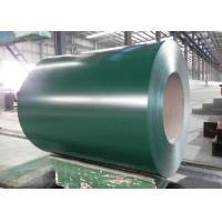 Buy cheap Size Customized Prepainted Steel Coil Anti Corrosion For Roof Structure product