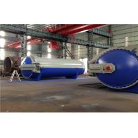 Buy cheap Pneumatic Laminated Vulcanizing Autoclave , Pressure In Autoclave By PLC product