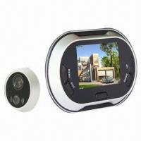 Buy cheap New Peephole Viewer with 3.5-inch LCD Screen from wholesalers