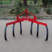 Buy cheap Cultivator with Adjustable Shank Width and Welded Steel Angle Frame from wholesalers