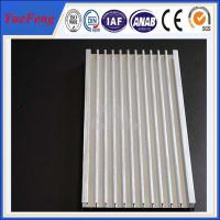 Buy cheap OEM aluminium fin heatsink manufacturer, 21 lines extruded profile aluminum heat sink from wholesalers