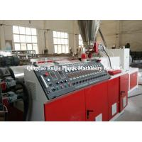 Buy cheap Building Decoration Plastic Sheet Manufacturing Machine 3 - 30mm Board Thickness from wholesalers