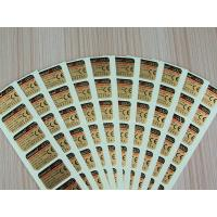 Buy cheap Electronic self-adhesive label stickers product