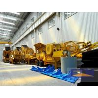 Buy cheap Mobile Crusher Equipment/Indian Mobile Crusher Plant from wholesalers