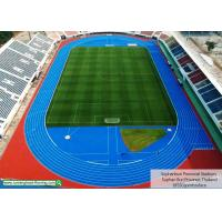 Buy cheap Rubber running track for stadium flooring in Suphan Buri, Thailand from wholesalers