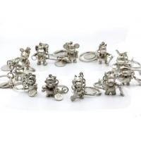 Buy cheap Chinese Zodiac Metal keychain product