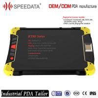 Buy cheap Front and Back Camera Bluetooth Wifi Android Tablet PC for Oil and Gas Company with RFID Reader and Fingerprint Reader from wholesalers