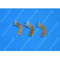 Buy cheap Custom Battery Electrical Crimp Terminals Lug Type Copper High Precision from wholesalers