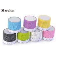 Buy cheap Night Light LED Music Bluetooth Speaker Subwoofer Multicolor For Mobile Phone from wholesalers