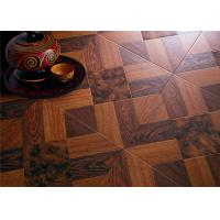 Buy cheap Art Parquet Tile Effect Laminate Flooring with Marble Design 600 * 600mm from wholesalers