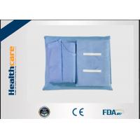 Buy cheap CE ISO Disposable Surgical Packs Non-woven Opthalmology Pack For Single Use from wholesalers