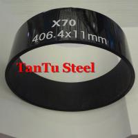 Buy cheap ISO3183 API 5L ASTM A106 ASME B36.10m Carbon Steel Hot Forming Steel Line Pipes by Tantu from wholesalers