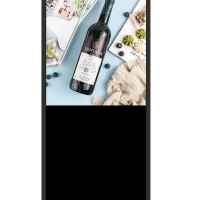 Buy cheap 3G Or WIFI Module Floor Stand Digital Signage Outside For Supermarket from wholesalers
