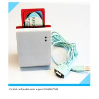 Buy cheap rs232 smart card reader writer for chip card product