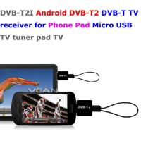 Buy cheap DVB-T2I Android DVB-T2 DVB-T TV receiver for Phone Pad Micro USB TV tuner from wholesalers
