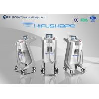 Buy cheap big discount! keyword high intensity ultrasonic HIFUSHAPE ultrasound body slimming machine from wholesalers