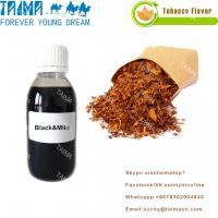 Buy cheap Black&Mild flavor China best E-liquid USP grade PG based high concentrate Tobacco aroma for E-juice product