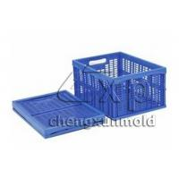 Buy cheap agricultural crate mould/Folding crate mould/Collapsible crate mould/plastic stackable crates mould/ from wholesalers
