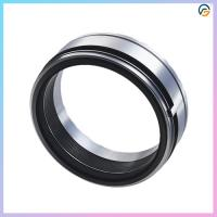 Buy cheap Single Metal Bellows Burgmann MFL65 Mechanical Seal Replacement Balanced from wholesalers