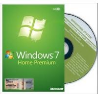 Buy cheap COA Sticker Windows 7 Pro OEM Key , Windows 7 Home Premium Download from wholesalers