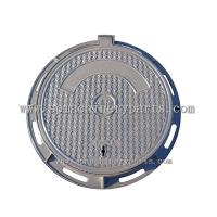 Buy cheap Abrasion resistance CI Manhole Cover With Frame From China At Competitive Prices from wholesalers