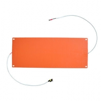 Buy cheap Flexibility Moisture Resistant Fiberglass Cloth Band Silicone Heat Pad from wholesalers