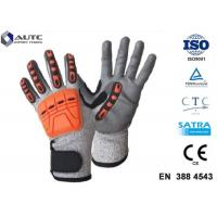 Buy cheap Prosafe Hand Protection Gloves , Nitrile Protective Gloves Shock Absorption product