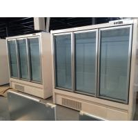 Buy cheap Commercial fridge cooler without lightbox from wholesalers