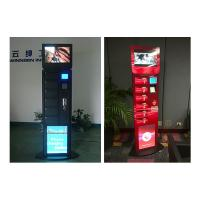 Buy cheap LCD Advertising Display Mobile Charging Kiosk Electronic Locker System from wholesalers