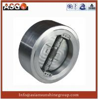 Buy cheap 12~24inch,150~2500LB Zirconium Check Valve For Acid And Alkali–Check Valve-ASG from wholesalers