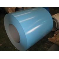 Buy cheap ALUZINC Pre Painted Steel Coil Width Within 1250mm ASTM Grade , PPGI Sheet from wholesalers