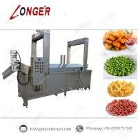 Buy cheap Continuous Automatic Food Fryer Machine|Potato Chips Fryer Machine|Automatic Fryer Machine|Automatic Electric Fryer from wholesalers