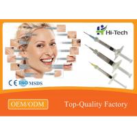Buy cheap BD Syringe Face Wrinkles Injectable Hyaluronic Acid Gel High Molecular from wholesalers
